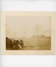 Canon, 1890 Vintage Print Tirage citrate  9x12  Circa 1900