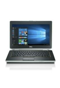 DELL Fast Laptop E6420 Windows 10 intel Core i5, 4GB Ram 120GB SSD Office READY