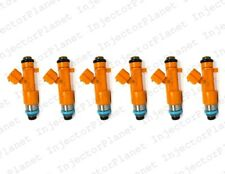 Set of 6 DENSO 0950 injector 2009-2019 Nissan 370Z 3.7L VQ37VHR V6 16600EY00A