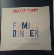 Snarky Puppy Family Dinner Volume One  CD & DVD NEU, verschweisst Michael League