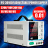 30V 10A Adjustable DC Power Supply Precision Variable LCD Digital   Gift