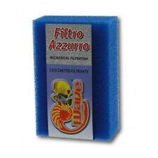 RECAMBIO ESPUMA FILTRANTE 12x18x6cm  FOAMEX azul, para Filtro Acuario