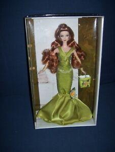Silver Label Birthday Wishes Barbie Green Dress NIB C6230