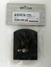 """Manfrotto 410PL Accessory Plate with 1/4"""" and 3/8"""" Screws"""