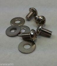 FENDER bass tuner peg machine screw phillips nickel  Precision bml