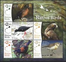 Mint S/S Fauna Birds 2017   from New Zealand    avdpz