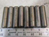 """8-Alloy Steel Pull Dowel Pins 3/4x3"""" 5/16-18tpi"""