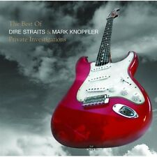 Private Investigations: The Best Of - Dire & Mark Knopfler Stra (2005, CD NIEUW)