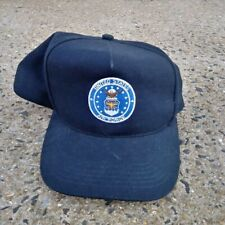 Vtg Mens Military Navy Air Force SnapBack Hat