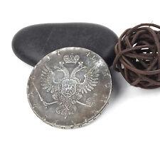 1741 Russian Empire Ivan III Vasilyyevich Antique Silver Coins Nice New Pop