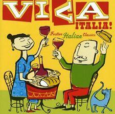 Various Artists, Viv - Viva Italia: Festive Italian Classics / Various [New CD]