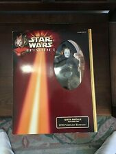 Hasbro Star Wars Episode I Queen Amidala Black Travel Gown Action Figure 12 inch