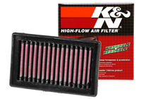 BM-8006 K&N Replacement Air Filter BMW F800S/ST; 06-10 (KN Powersports Air Filte