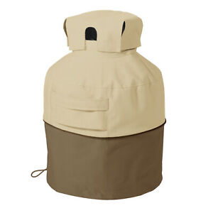 Classic Accessories Veranda™ Water-Resistant 20lb. Propane Tank Cover