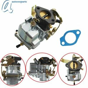 1 Barrel Carburetor 134CI MB GPW Fit For Jeep Willys CJ 1946-53 17701.01 FREE