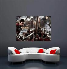TOTAL WAR ROME 2 XBOX ONE PS4 PS3 GIOCO PC GIGANTE NUOVO art print poster oz1140