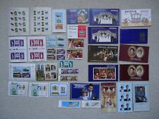 Collection of Royalty themed Commonwealth / Omnibus booklets, sheets and stamps.