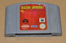 N64 Nintendo 64 Spiel Modul - Mission: Impossible - Action Shooter