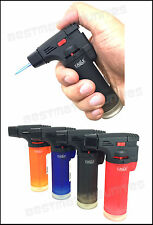 Eagle Jet Torch Gun Lighter Adjustable Flame Windproof Butane Refillable Handy