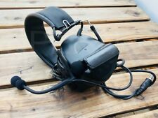 Z Tactical Comtac 2 Military Style Headset with Noise Reduction - ZTAC Z041 BK