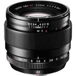 Fujifilm - XF 23mm f/1.4 Lens
