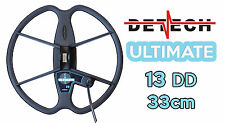 "Detech 13"" Ultimate DD Search Coil for Tesoro - Tejon , Vaquero , Cibola , Lobo"
