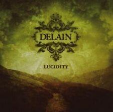 """DELAIN """"LUCIDITY"""" CD NEW!"""