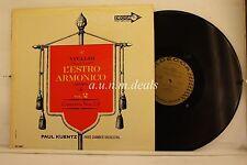 """L'Estro Armonico Opus 3 Vol. 2 (Concertos 5-8) - Decca  Records   LP 12"""" (VG)"""