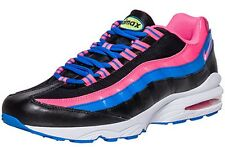 NEW NIKE AIR MAX 95 (GS) sz 4.5Y BLACK PINK BLUE WHITE Sneakers Shoes