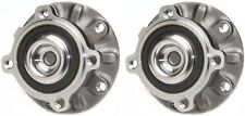 Hub Bearing Assembly for 2003 BMW 525i Fit ALL TYPES Wheel-Front Pair