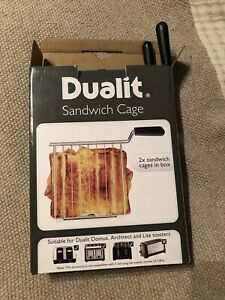 Dualit Sandwich Cage X 2 With Box
