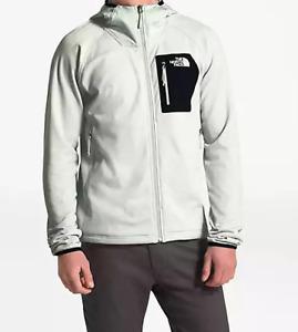 New Mens The North Face Borod Hoodie Fleece Hooded Full Zip Jacket Coat