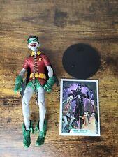 Robin Crow Earth 22 Smrik Variant DC Multiverse McFarlane Toys Action Figure
