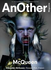 ANOTHER Magazine 28 S/S 2015,Stella Lucia,Nick Knight,Rihanna,Alexander McQueen