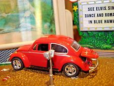 1967 67 VW BEETLE BUG LIMITED EDITION VOLKSWAGON 1/64 DELUXE REAL RIDERS M2