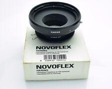 Novoflex HARING & CANA-AF Adapters Hasselblad V Lens - Canon EOS Camera (#3468)