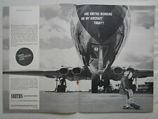 11/1964 PUB SMITHS AVIATION VC10 SADIE AURAL DIAGNOSTIC INSPECTION EQUIPMENT AD