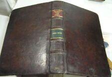 Livres anciens et de collection illustrés en cuir
