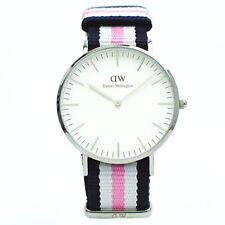 Daniel Wellington Reloj de mujer Southampton 0605dw NYLON COLORES la carcasa