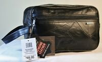New Genuine Leather Personal Travel Bag, Makeup Kit, Medicine Bag from Embassy