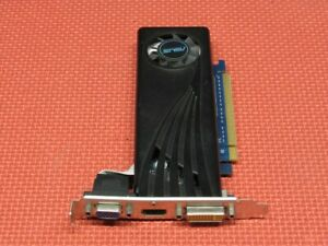 ASUS NVidia GeForce 8400 GS 512MB DDR2 PCIe 2.0 Video Graphics Card VGA/DVI/HDMI