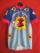 Maglia da ciclismo Abbigliamento Bambino Z Squadra Pro Santini Tour de France 92
