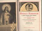 missale romanum ex decreto sacrosanti concilii tridentini restitutum.pio V