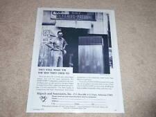 Klipsch Klipschorn Ad, 1975, Paul en Ad ! Histoire Khorn