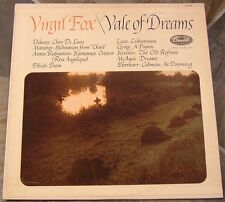 """Album By Virgil Fox, """"Vale Of Dreams"""" on Capitol"""