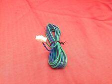 DEI 3-Pin (2 wire) Door Lock Unlock Output Wiring Harness Plug - NEW