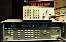 Fluke 6060A Syntesized Signal Generator