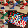 Fashion Cotton Socks Soft Men Ankle Socks Low Cut Crew Casual Sport Color Gift