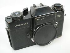 Leicaflex SL MOT SLmot schwarz lack black paint original lack *ANKAUF + VERKAUF*