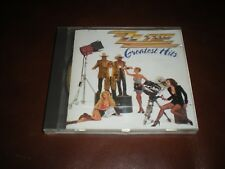 CD ZZ TOP GREATEST HITS 18 TITRES 7599-26846-2 WARNER 1992 GERMANY